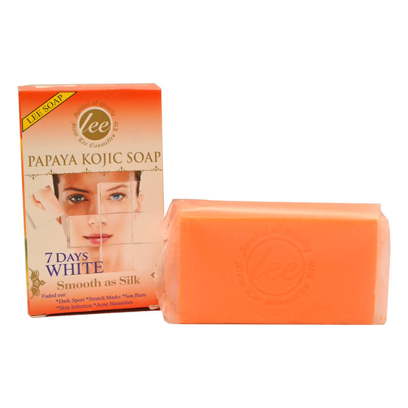 Papaya Kojic Soap 135g