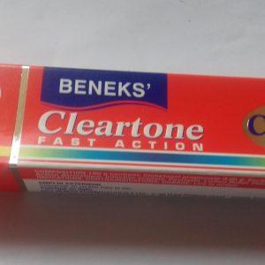 Beneks Cleartone Cream