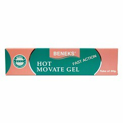 Beneks New Hot Movate Gel