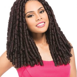 Looped Crochet Braids