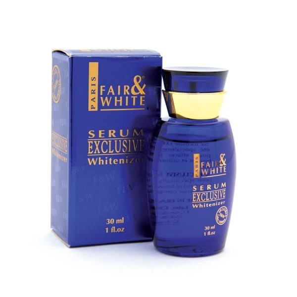 Fair And White Serum Exclusive Whitenizer
