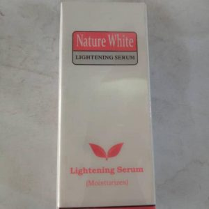 Nature White Lightening Serum