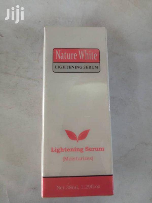 Nature White Lightening Serum