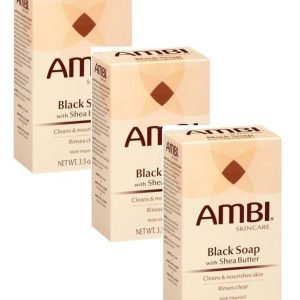 Ambi Black Soap 3 Pack