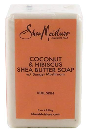 Shea Moisture Coconut & Hibiscus