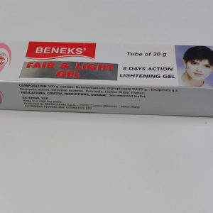 Beneks Fair And Light Cream